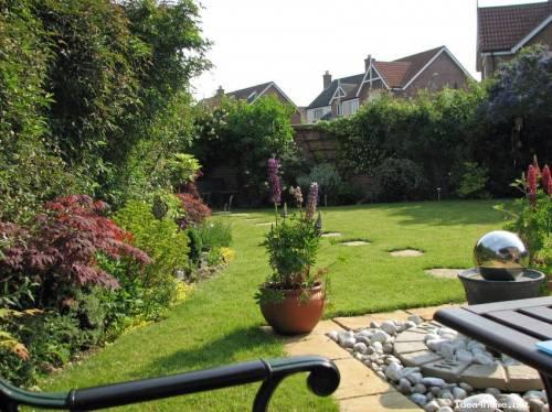 Сад огород дача дизайн