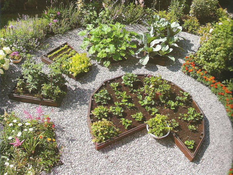 городить огород своими руками